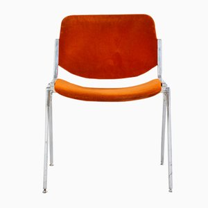 DSC 106 Side Chair by Giancarlo Piretti for Castelli, 1955