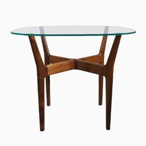 Vintage Side Table from Illum Wikkelsö