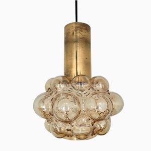 Lampe à Suspension Bulle par Helena Tynell pour Limburg, 1960s