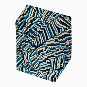Banner Teppich aus Neuseeländischer Schurwolle von Cody Hoyt und Kinder Modern