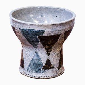 Vase von Anders Bruno Liljefors für Gustavsberg, 1950er