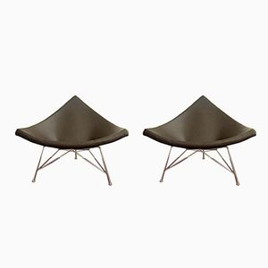 Coconut Lounge Chairs by George Nelson for Vitra, 1955, Set of 2