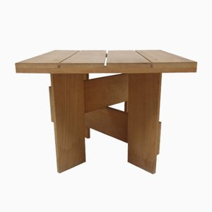 Table by Gerrit Thomas Rietveld for Cassina, 1970s