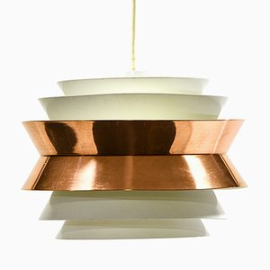Trava Pendant Light by Carl Thore for Granhaga Metallindustri AB, 1960s