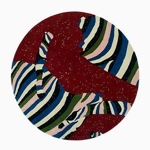Cosmos Teppich aus Neuseeländischer Schurwolle von Cody Hoyt und Kinder Modern
