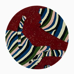 Tappeto Cosmos di lana neozelandese di Cody Hoyt & Kinder Modern