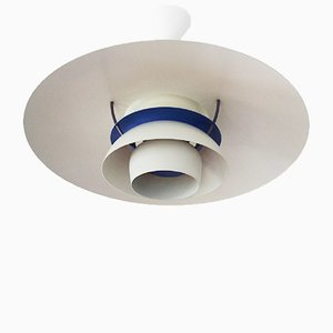 Model PH5 Ceiling Light by Poul Henningsen for Louis Poulsen, 1960s