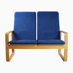 Divano a due posti moderno di Magnus Olesen per Durup, Scandinavia, anni '70