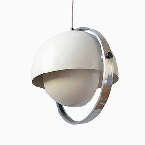 Lampada a sospensione Moon Light di Brylle & Jacobsen per Quality System, anni '60