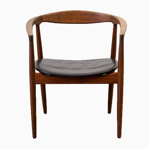 Vintage Troja Armlehnstuhl von Kai Kristiansen
