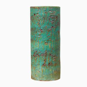 Cylindrical Vase by Pieter Groeneveldt, 1960s