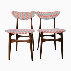 Sedie da pranzo, Scandinavia, anni '60, set di 4