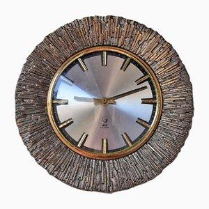 Reloj de pared Bauxic de Jaz Electronic, 1975