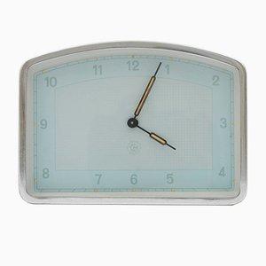 Reloj con alarma Art Déco de Chronotechna, años 40
