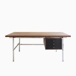FK 196 Writing Desk by Jørgen Kastholm & Preben Fabricius for Kill International, 1960s