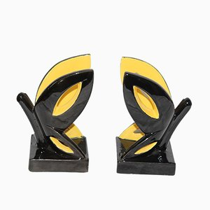 Vintage Bookends from CAB, Set of 2