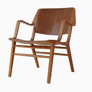 Vintage AX Armlehnstuhl von Peter Hvidt & Orla Mølgaard-Nielsen für Fritz Hansen