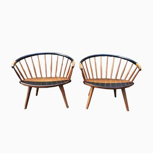 Black is Beautiful Chairs by Markus Friedrich Staab, Set of 2