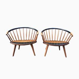 Neugestaltete Ekström Arka Stühle von Markus Friedrich Staab, 2er Set