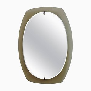 Beveled Mirror from Veca, 1960s