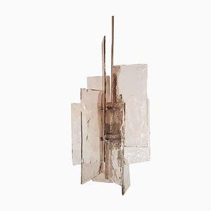 Lampe à Suspension par Carlo Nason pour Mazzega, Italie, 1960s