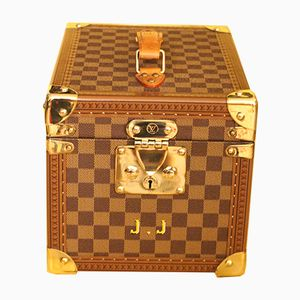 Train Case from Louis Vuitton in Checkered Canvas, 1996