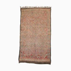 Moroccan Berber Carpet from Beni MGuild, 1980s
