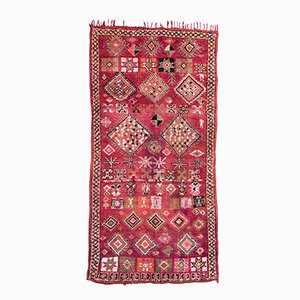Vintage Moroccan Berber Rug from Boujad