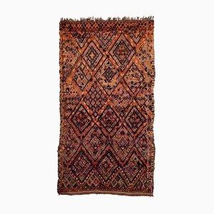 Tappeto vintage berbero di Beni MGuild, Marocco, anni '70