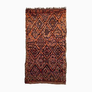 Vintage Moroccan Berber Carpet from Beni MGuild, 1970s