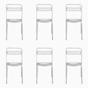 Vintage Stühle von Tolix, 6er Set
