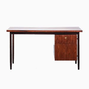 Vintage Brazilian Rio Rosewood Desk from Forma