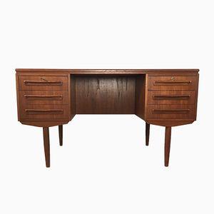 Danish Freestanding Desk by J. Svenstrup for Andres Pedersen`s Møbelfabrik, 1960s