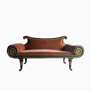 Antique Sofa, 1820s