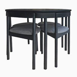 Sedie vicario vintage di vico magistretti per artemide for Tavolo rotondo e sedie