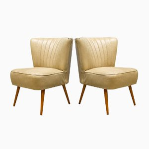 Vintage Cocktail Chairs, 1960s, Set of 2