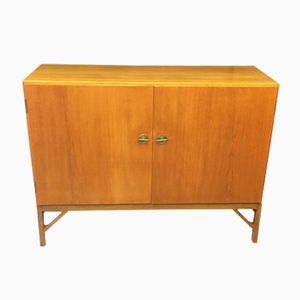Oak Cabinet by Borge Mogensen for FDB, 1960s