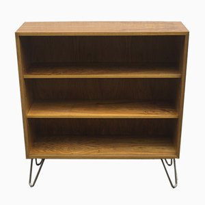 Vintage Bookshelf in Walnut by Georg Satink for WK Möbel, 1950s