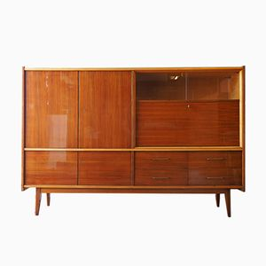Mid-Century Walnut Sideboard from Heal's