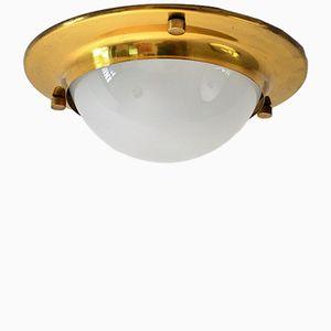 Lampada da soffitto Tommy di Luigi Caccia Dominioni per Azucena, anni '60