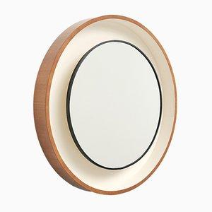 Specchio vintage retroilluminato