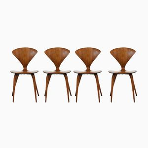 Side Chairs by Bernardo for Plycraft, 1950s, Set of 4