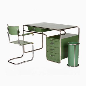 Desk Set by Antonin Samal, 1930s
