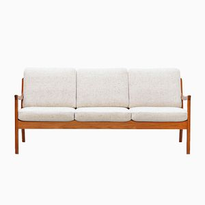 Danish Modern Teak Senator Sofa by Ole Wanscher for Cado, 1960s