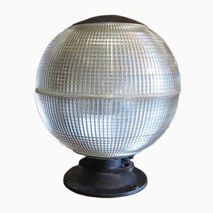 Mid-Century Tischlampe von Holophane, 1950er