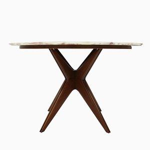 Italian Onyx Table, 1950s