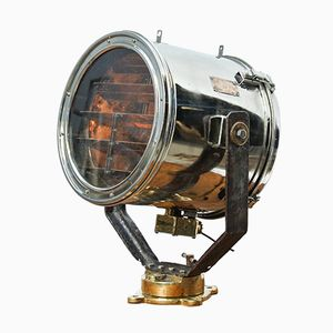 Vintage Japanese Morse Projector Light