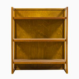 Teak Low-Level Bookshelf, 1960s