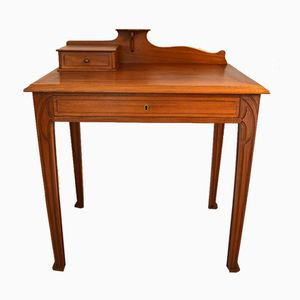 Antique Art Nouveau Desk