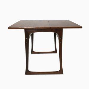 Tavolino Mid-Century in palissandro, Danimarca, anni '60